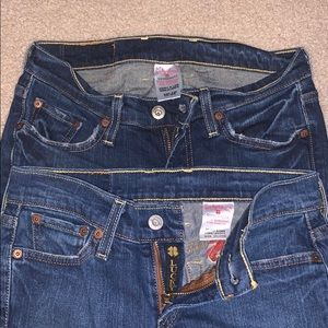 Lucky Brand Jeans (2 Pairs)